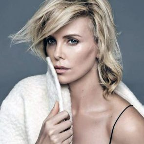 Charlize Theron Nude Photos and Scenes Collection 29