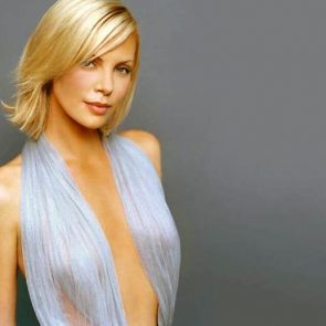 Charlize Theron Nude Photos and Scenes Collection 50