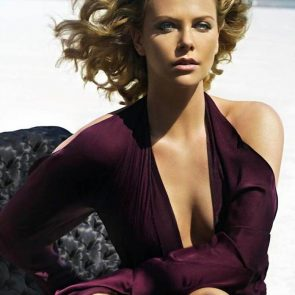 Charlize Theron Nude Photos and Scenes Collection 51