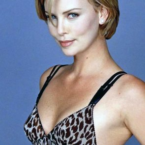 Charlize Theron Nude Photos and Scenes Collection 53