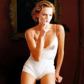 Charlize Theron Nude Photos and Scenes Collection 54