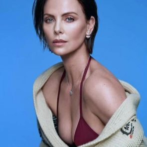 Charlize Theron Nude Photos and Scenes Collection 30