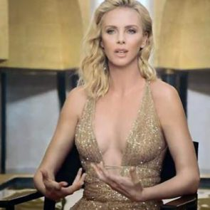 Charlize Theron Nude Photos and Scenes Collection 64