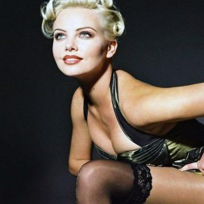 Charlize Theron Nude Photos and Scenes Collection 65