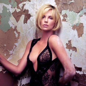Charlize Theron Nude Photos and Scenes Collection 69