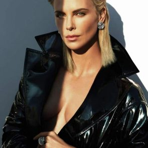 Charlize Theron Nude Photos and Scenes Collection 32