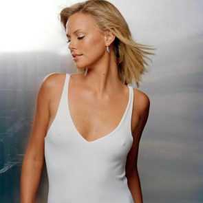 Charlize Theron Nude Photos and Scenes Collection 74