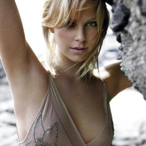 Charlize Theron Nude Photos and Scenes Collection 75