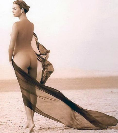 Charlize Theron Nude Photos and Scenes Collection 13