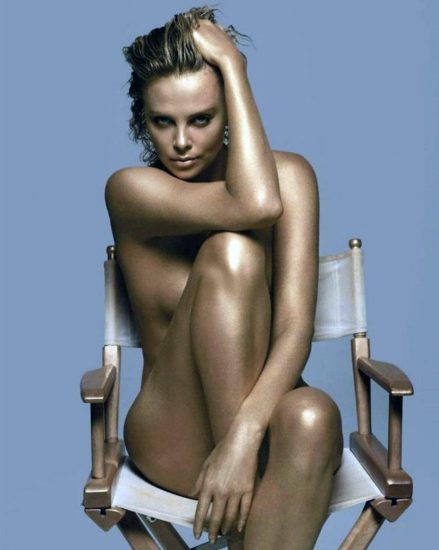 Charlize Theron Nude Photos and Scenes Collection 11