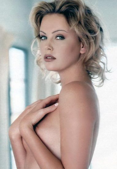 Charlize Theron Nude Photos and Scenes Collection 10