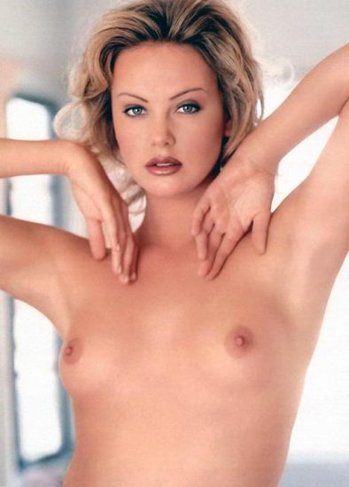 Charlize Theron Nude Photos and Scenes Collection 8
