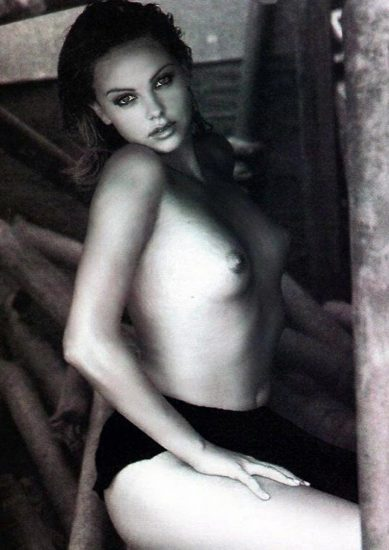 Charlize Theron Nude Photos and Scenes Collection 4