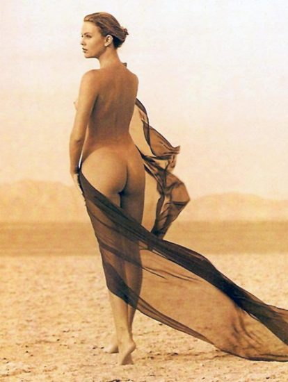 Charlize Theron Nude Photos and Scenes Collection 25