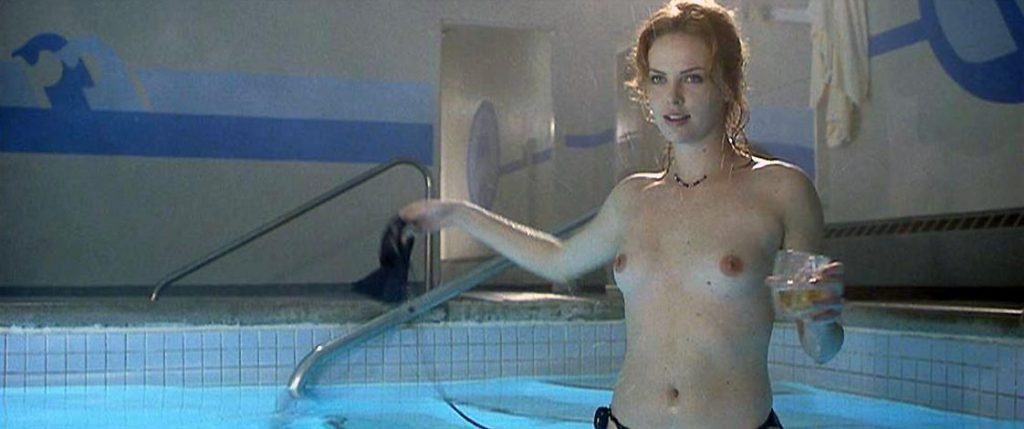 Charlize Theron Nude Photos and Scenes Collection 97
