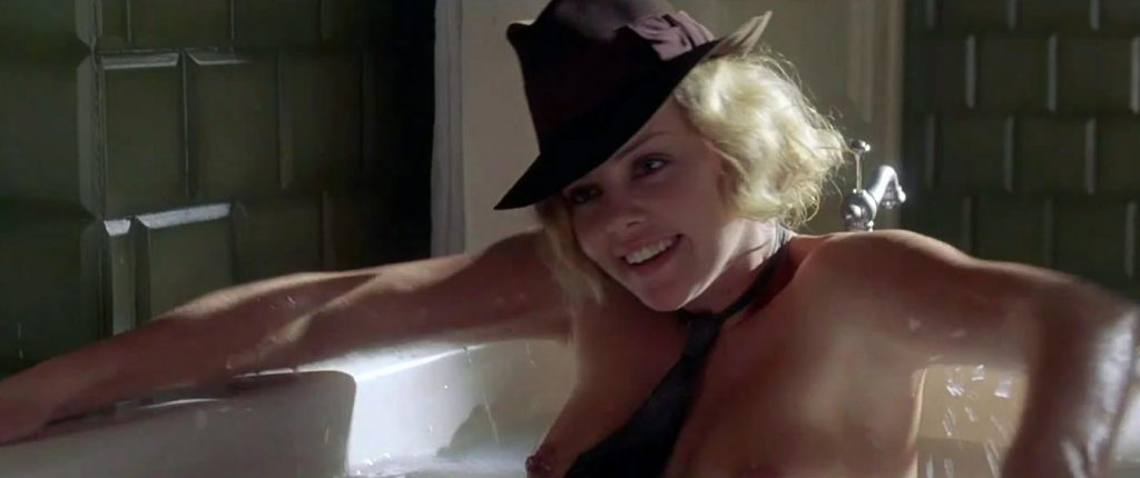 Charlize Theron Nude Photos and Scenes Collection 105