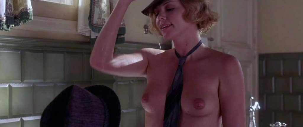 Charlize Theron Nude Photos and Scenes Collection 107