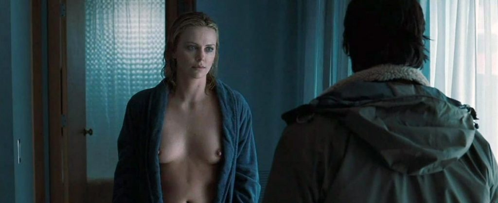 Charlize Theron Nude Photos and Scenes Collection 119
