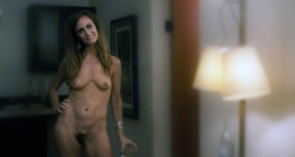 Diane Farr Nude and Sex Scenes Compilation 3