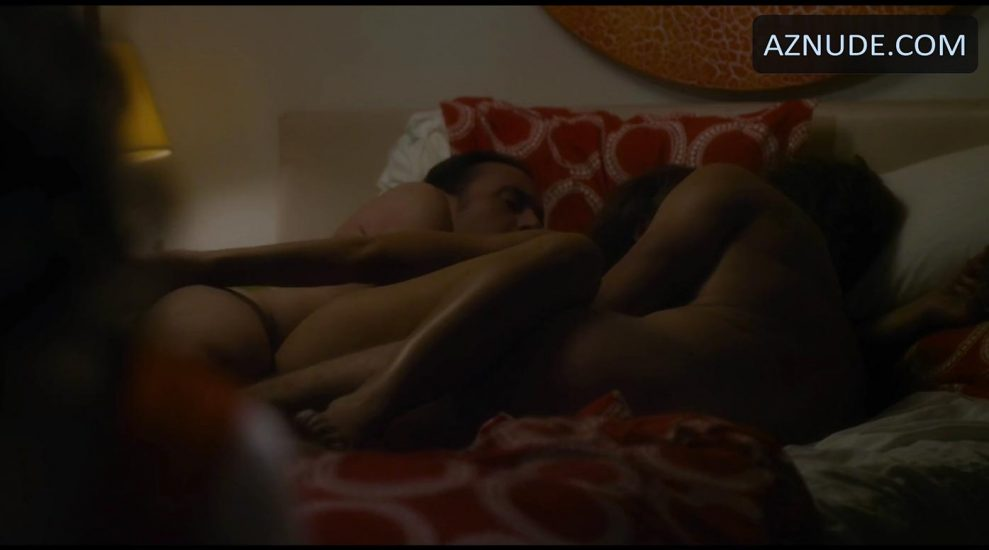 Diane Farr Nude and Sex Scenes Compilation 9