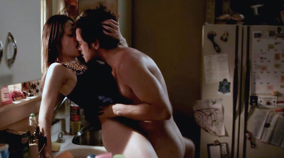 Emmy Rossum Nude and Sex Scenes Collection 2021 4