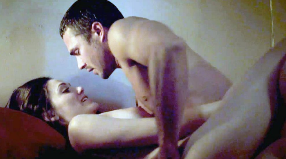 Emmy Rossum Nude and Sex Scenes Collection 2021 24