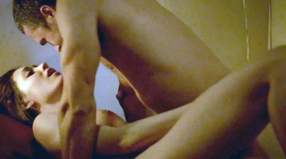 Emmy Rossum Nude and Sex Scenes Collection 2021 25