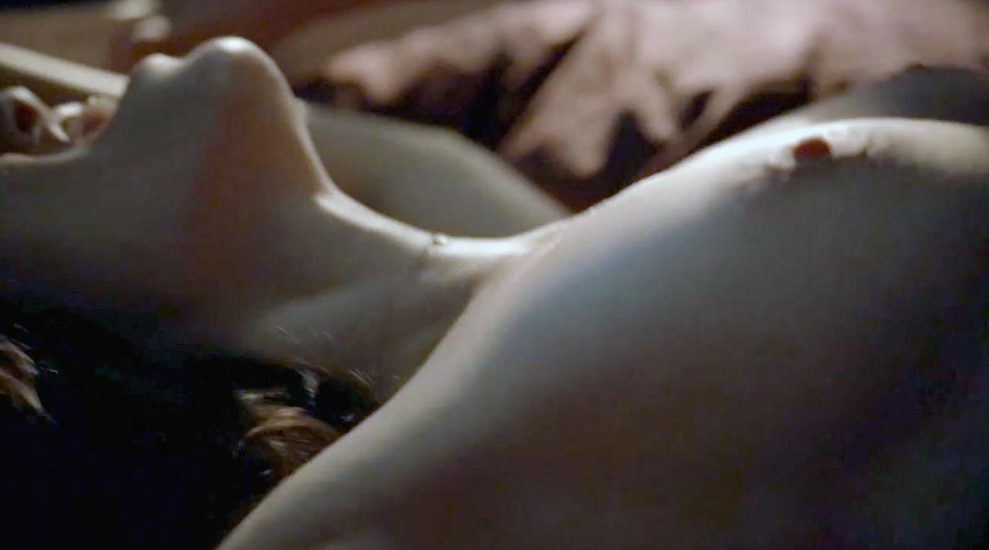 Emmy Rossum Nude and Sex Scenes Collection 2021 32