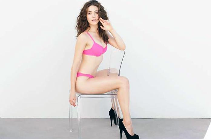 Emmy Rossum Nude and Sex Scenes Collection 2021 72