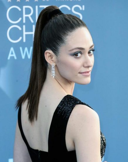 Emmy Rossum Nude and Sex Scenes Collection 2021 82