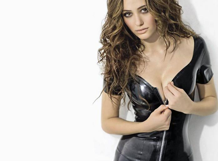 Emmy Rossum Nude and Sex Scenes Collection 2021 85