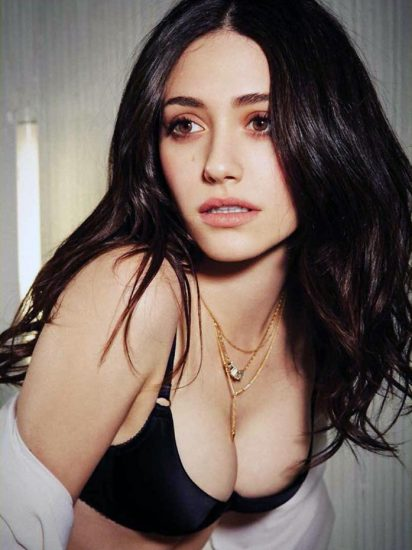 Emmy Rossum Nude and Sex Scenes Collection 2021 111