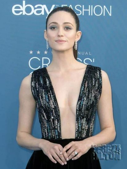 Emmy Rossum Nude and Sex Scenes Collection 2021 59