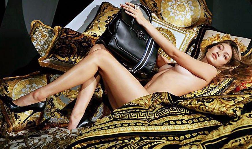 Gigi Hadid Nude – 2021 ULTIMATE COLLECTION 9