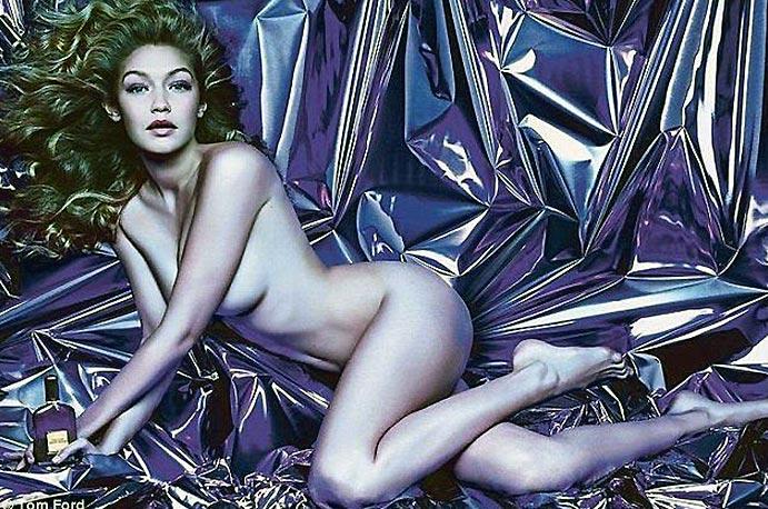 Gigi Hadid Nude – 2021 ULTIMATE COLLECTION 19
