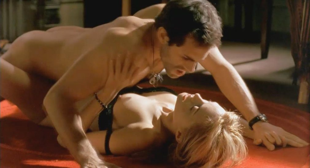 Heather Graham Nude in Explicit Sex Scenes 16