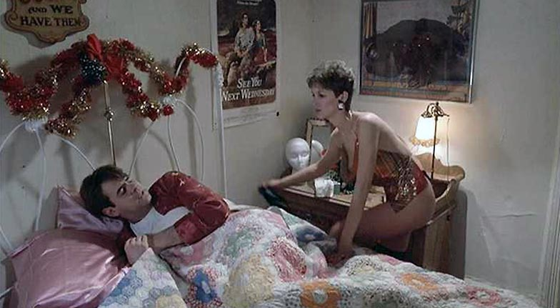 Jamie Lee Curtis Nude and Sex Scenes Compilation 26