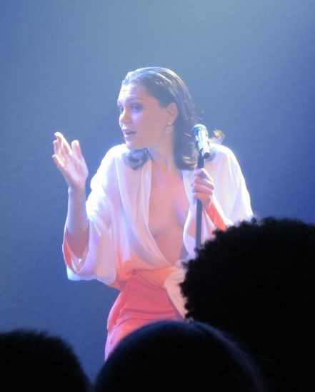 Jessie J Nude in Shocking Explicit PORN video 22
