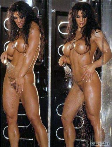 Joanie Laurer AKA WWE Chyna Porn and Nude Photos 12