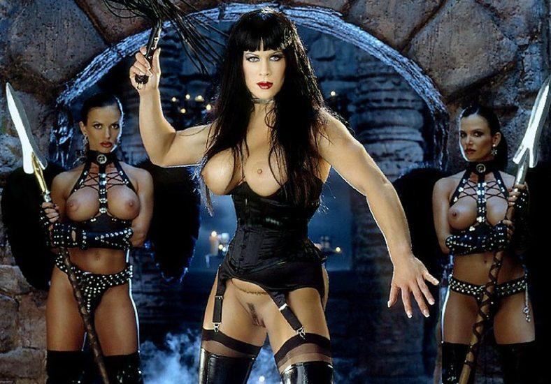 Joanie Laurer AKA WWE Chyna Porn and Nude Photos 14