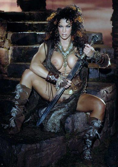 Joanie Laurer AKA WWE Chyna Porn and Nude Photos 18