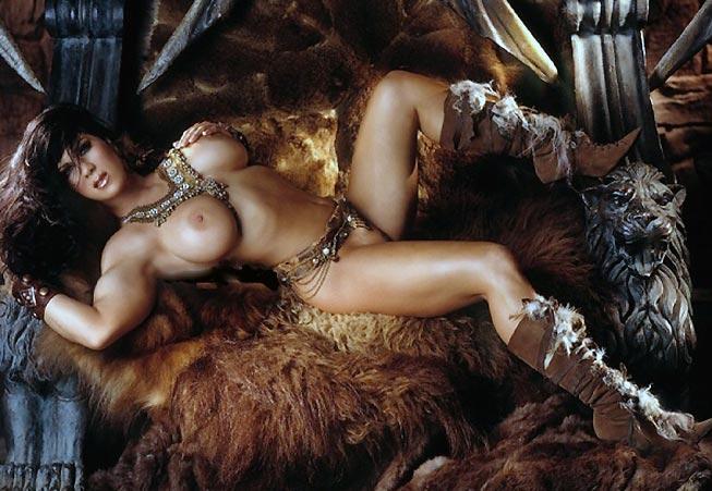 Joanie Laurer AKA WWE Chyna Porn and Nude Photos 19