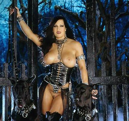 Joanie Laurer AKA WWE Chyna Porn and Nude Photos 20
