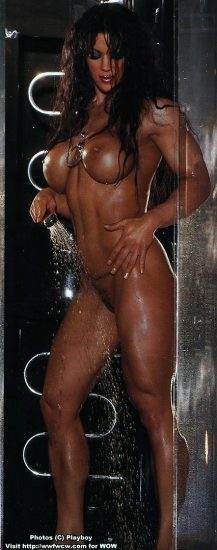 Joanie Laurer AKA WWE Chyna Porn and Nude Photos 24