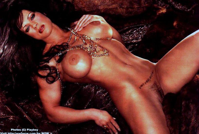 Joanie Laurer AKA WWE Chyna Porn and Nude Photos 25