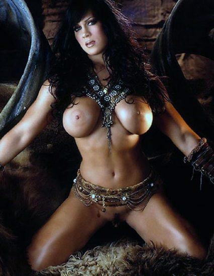 Joanie Laurer AKA WWE Chyna Porn and Nude Photos 26