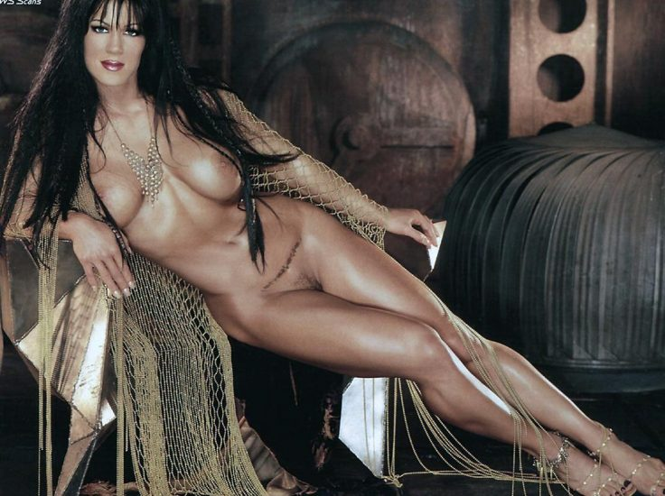 Joanie Laurer AKA WWE Chyna Porn and Nude Photos 2