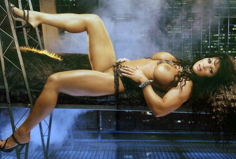 Joanie Laurer AKA WWE Chyna Porn and Nude Photos 6