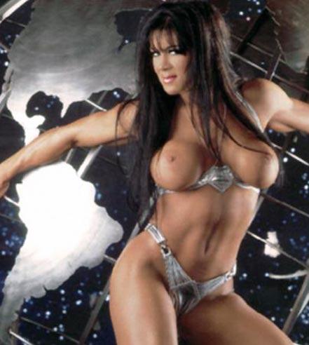 Joanie Laurer AKA WWE Chyna Porn and Nude Photos 8