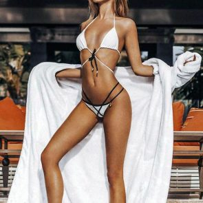 Kimberley Garner Nude Tits and Sexy Bikini Pics [2021] 121